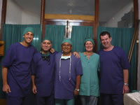 Kathmandu Jan 2008-Teams and Staff