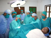 Lalgadh, Nov 2010 Operating Theatre