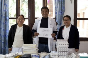 Working Hands - Nepal - January 2013